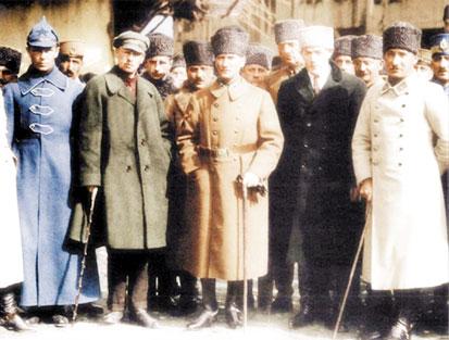 İZMİR'İN İŞGALİ VE MUSTAFA KEMAL -5-
