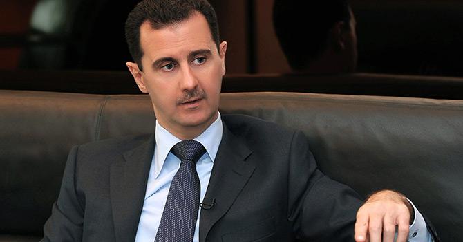Suriye'de ateşkes!