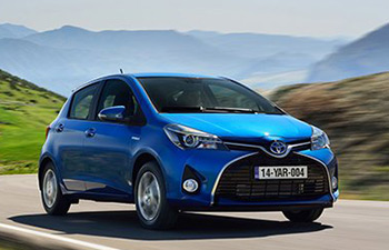 Toyota, 9 milyon hibrit otomobil sattı
