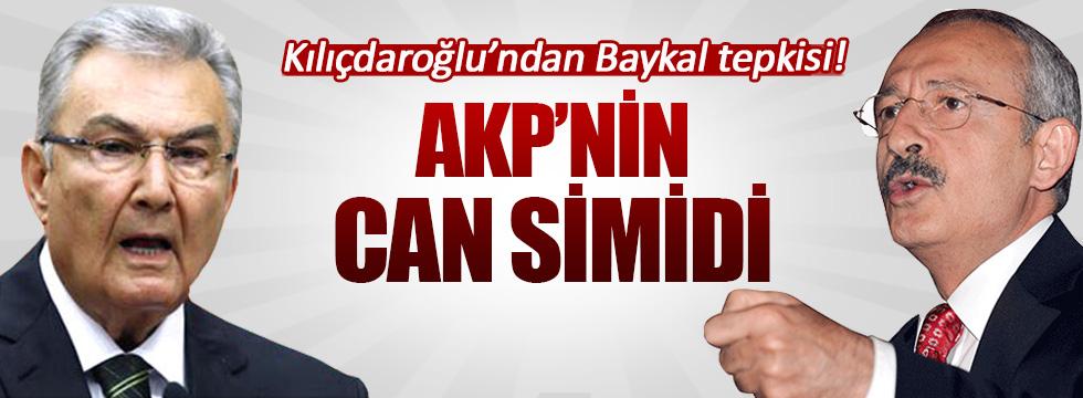 Kılıçdaroğlu'ndan Baykal tepkisi: AKP'nin can simidi oldu