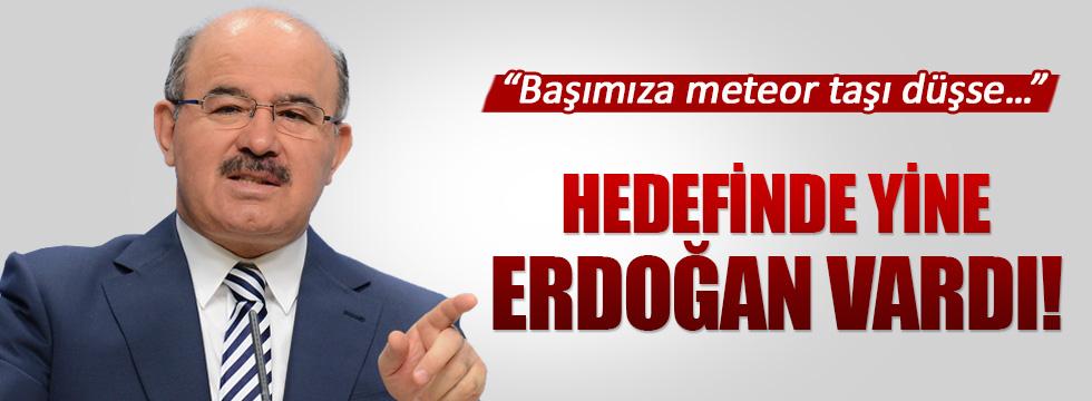 Hüseyin Çelik'in hedefinde yine Erdoğan vardı!