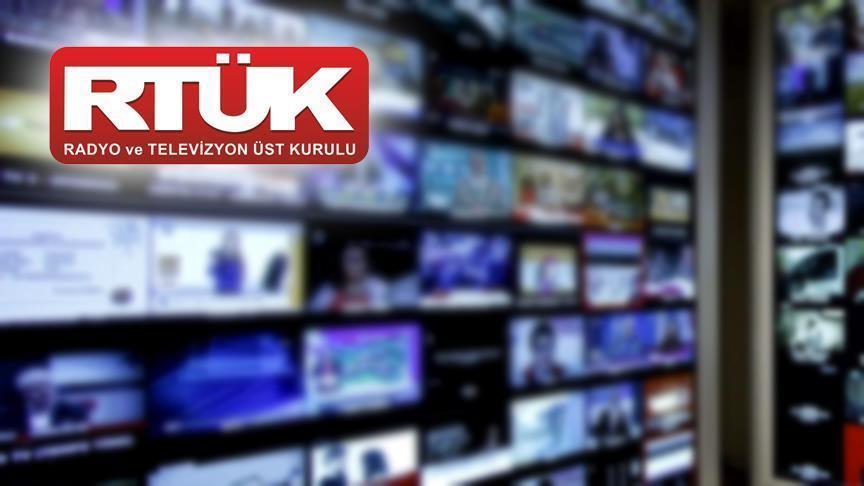 RTÜK'ten jet yayın yasağı!