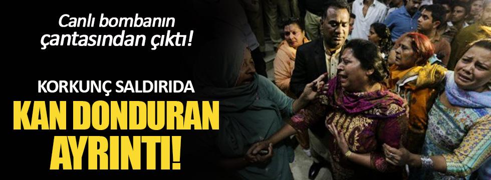 Paksitan'da ölü sayısı 72 oldu! Saldırıyı onlar üstlendi!
