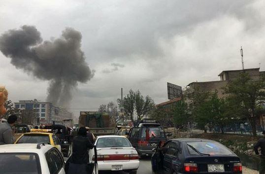 Kabil'de intihar saldırısı! Çok sayıda ölü var