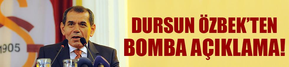 Özbek, Lucescu'yu duyurdu.