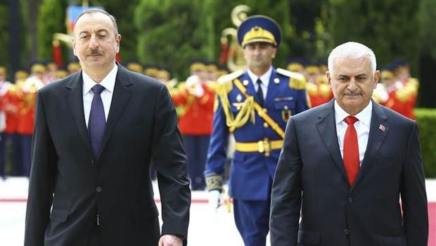 Aliyev'den Almanya'ya 'soykırım' tepkisi!