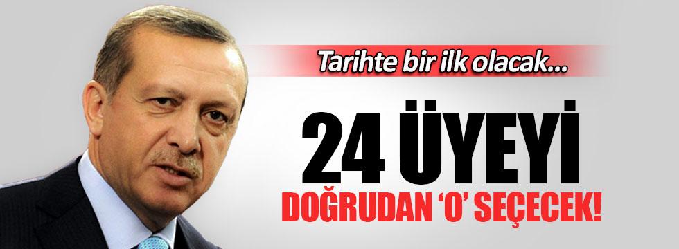 Danıştay'ın 4'te 1'ini Cumhurbaşkanı Erdoğan seçecek