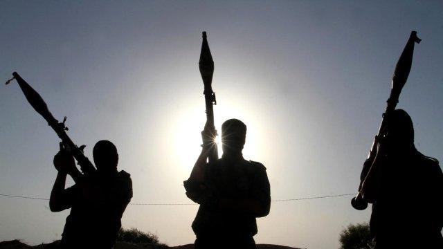 Mardin'de roketatarlı saldırı