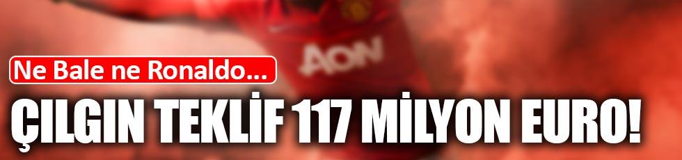 Pogba İçin 117 Milyon Euro