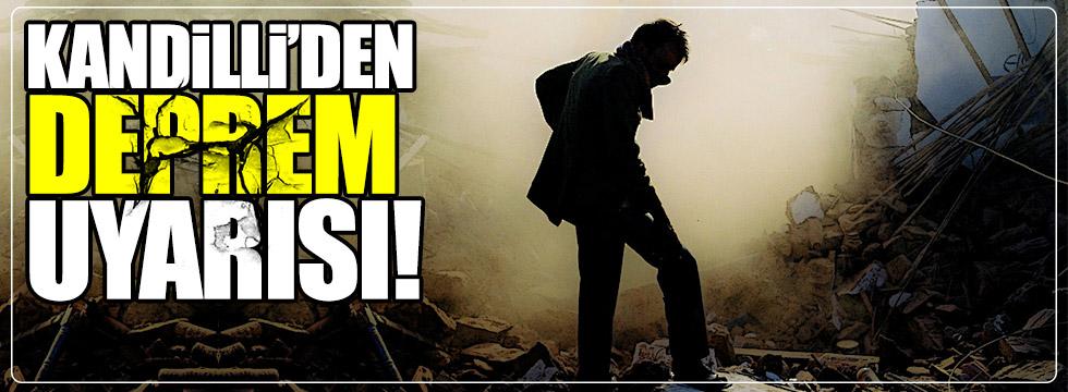 Marmara depremi ile ilgili korkutan açıklama