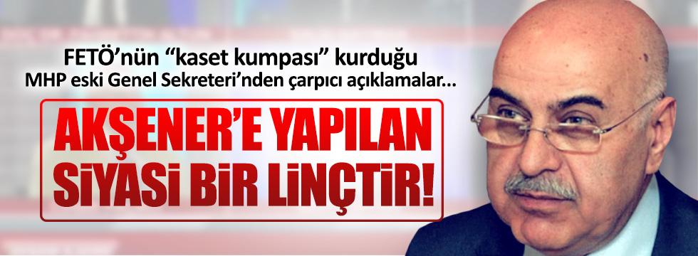 Cihan Paçacı'dan, Meral Akşener hakkında çarpıcı açıklama