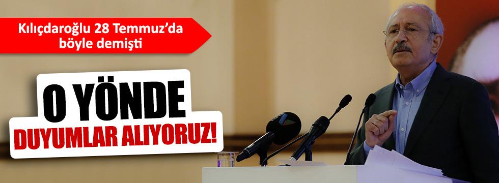 Kılıçdaroğlu'ndan tehdit açıklaması