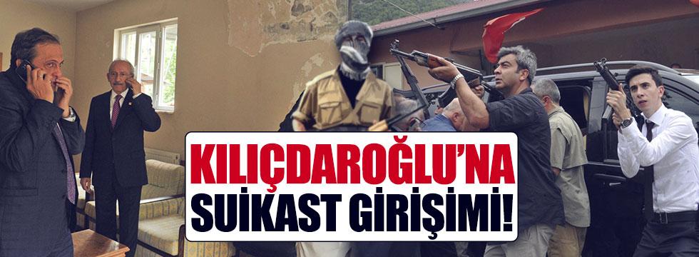 Kılıçdaroğlu'na suikast girişimi