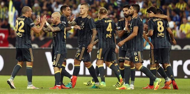 Fenerbahçe, rövanş maçını da 2-0 kazandı