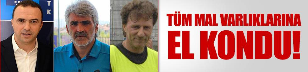 Galatasaraylı eski futbolculara bir şok daha