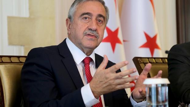 Kıbrıs Cumhurbaşkanı Mustafa Akıncı'dan müzakere açıklaması