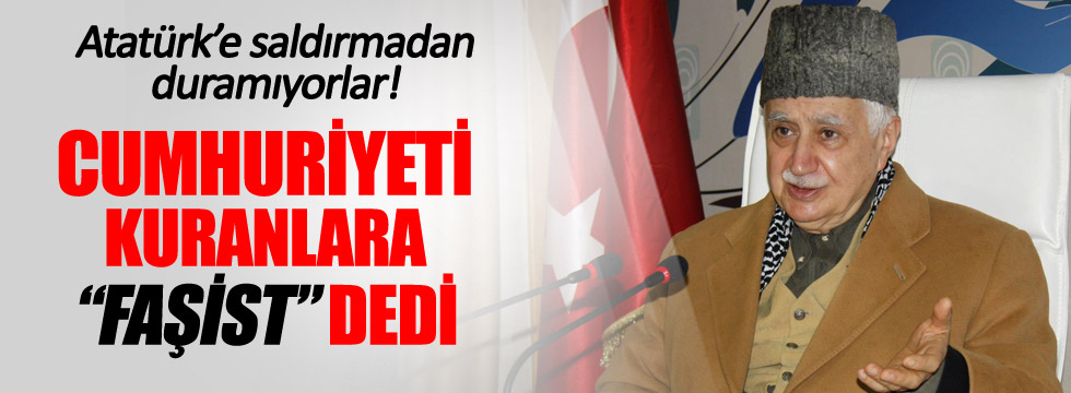 Şevket Eygi, Atatürk'ü hedef aldı