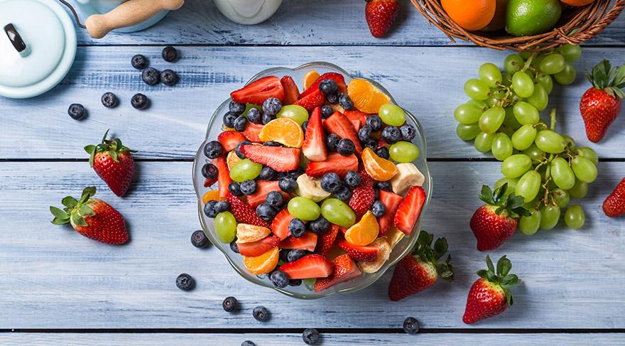 Sağlık bekçisi 6 meyve