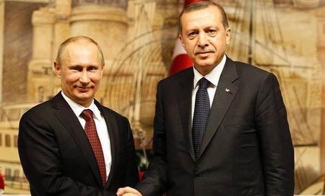 Putin Erdoğan'a tarih verdi!