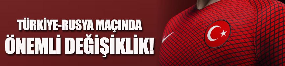 Türkiye - Rusya maçı saat kaçta?