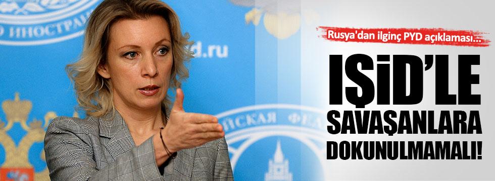 Rusya'dan 'Fırat Kalkanı' açıklaması