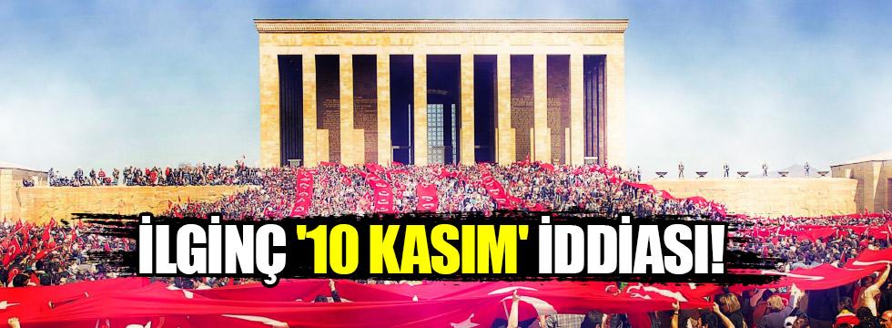 10 Kasım törenleri Beştepe'de yapılacak iddiası