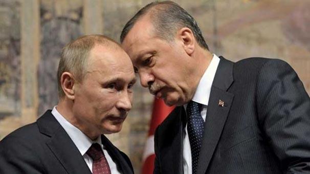 Putin'den 'Fırat Kalkanı' yorumu