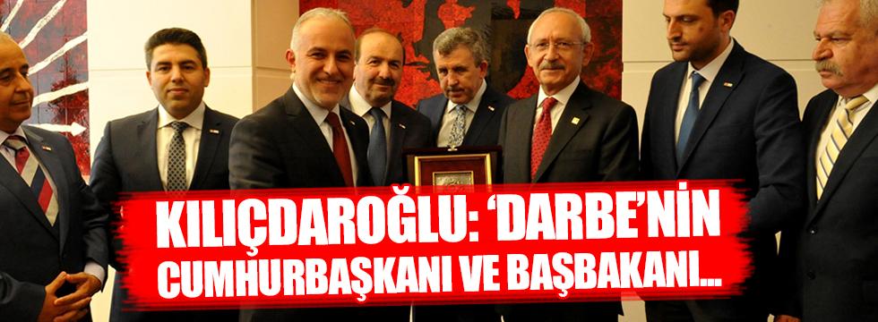 Kılıçdaroğlu'ndan flaş 'Darbe kitapçığı' açıklaması