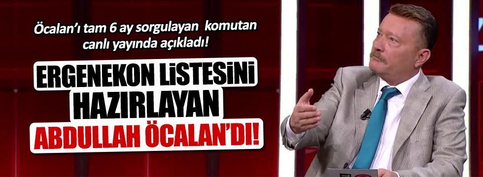Hasan Atilla Uğur'dan kritik Öcalan iddiası
