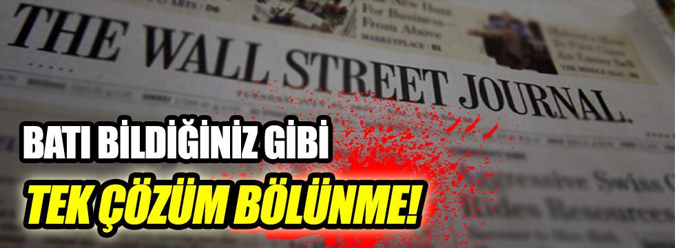 Wall Street'ten skandal yorum