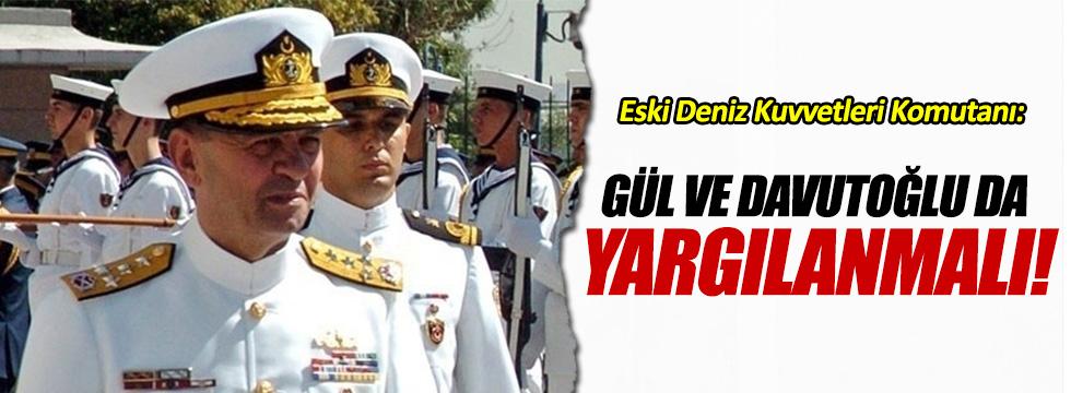 Eski Deniz Kuvvetleri Komutanı'ndan kritik itiraflar