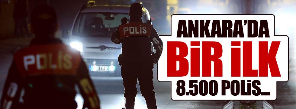 "Ankara'da ""huzur operasyonu"""