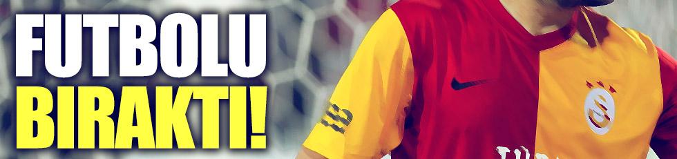 Necati Ateş, futbolu bıraktı