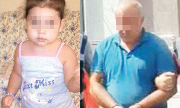 Kızını 4 yıl gizli bölmede sakladı