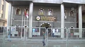 Sur Belediyesi'ne polis baskını