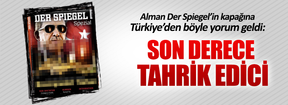 Dışişleri Sözcüsü Bilgiç'ten 'Der Spiegel' açıklaması
