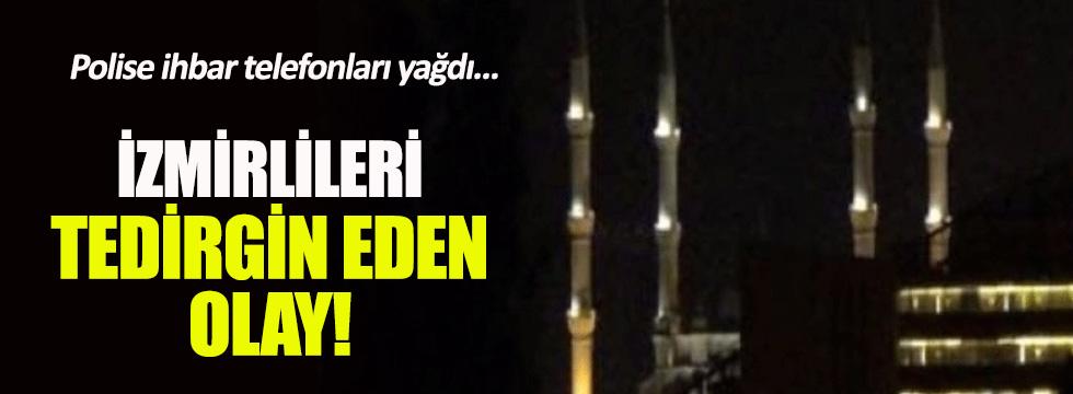 Gece okunan sela İzmirlileri tedirgin etti