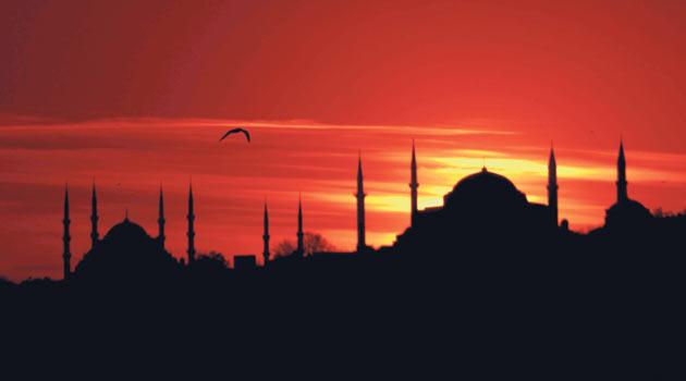 Cami sayısı 10 yılda 8 bin 985 arttı