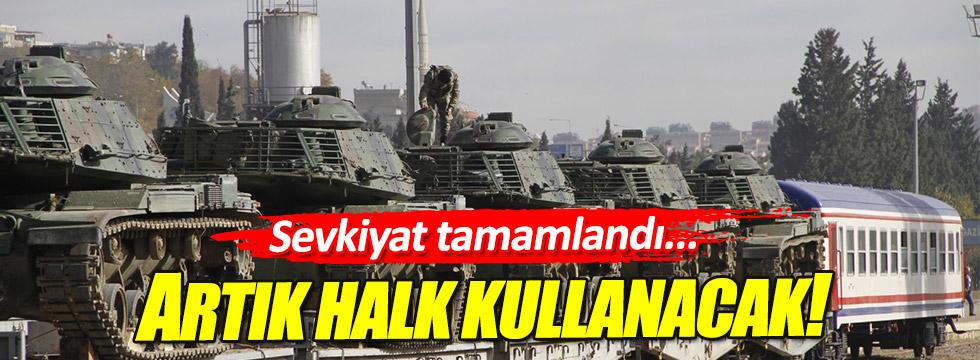 Askeri arazileri halk kullanacak