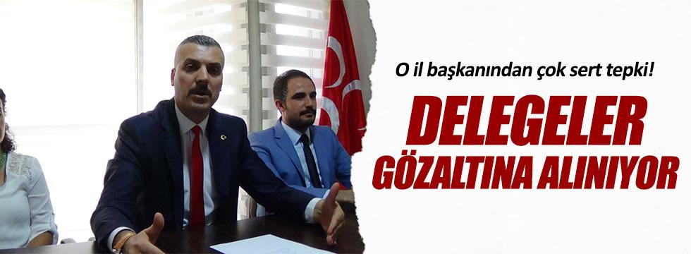 MHP Kırklareli İl Başkanı Yamaner'den kritik itiraf