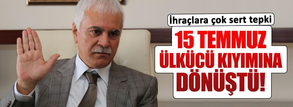 Koray Aydın'dan ihraç kararlarına sert tepki