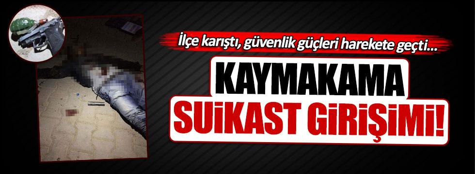 Mazıdağı Kaymakamı Halit Benek'e suikast girişimi iddiası
