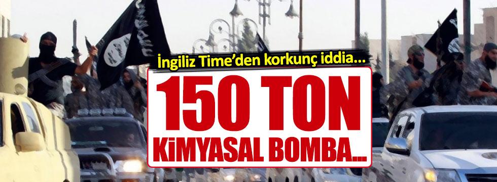 Times: IŞİD kimyasal silah kullanacak