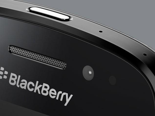 BlackBerry pes etti!