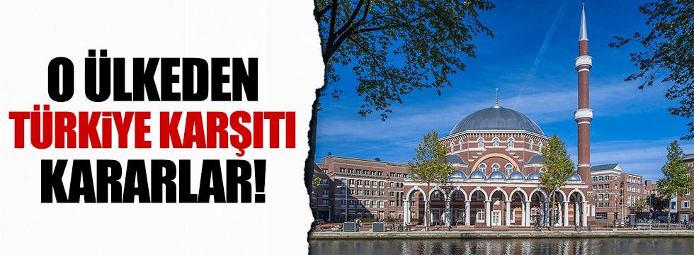 Hollanda, AB'den Türkiye talebinde bulundu