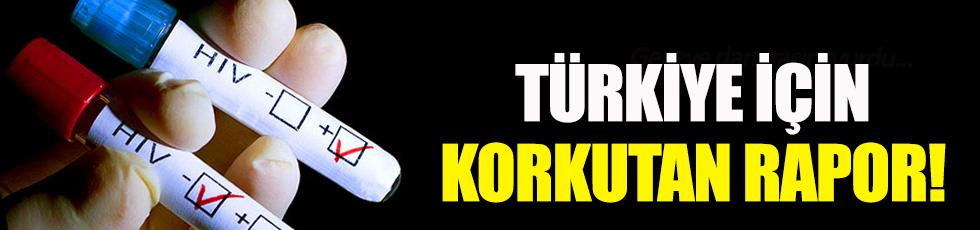 Türkiye'de AIDS resmen patlamış