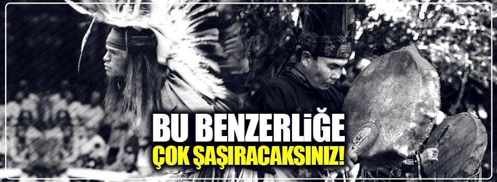 """Türklerdeki """"Beşik Kertmesi"""" Geleneği Kızılderililerde de Var"""