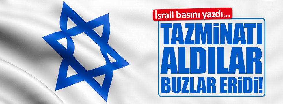 'Mavi Marmara' tazminatı İsrail basınında