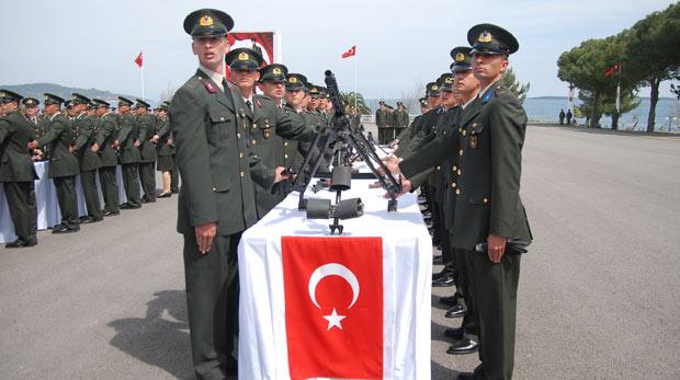 600 Jandarma Subayı Aranıyor