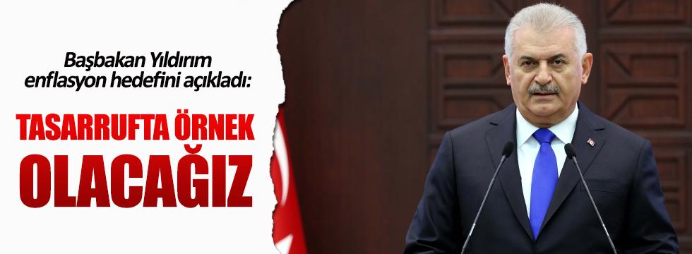 Başbakan Yıldırım, Orta Vadeli Programı açıkladı